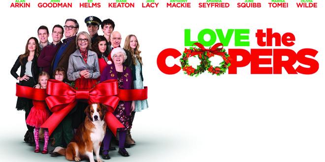 navidades ¿ bien o en familia?,loove the coopers, Diane Keaton , christmas